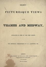 Eighty picturesque views on the Thames and Medway PDF
