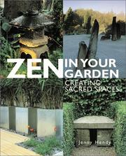 Zen in Your Garden by Jenny Hendy