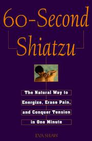 60-second shiatzu by Eva Shaw