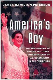 America&#39;s Boy by James Hamilton-Paterson