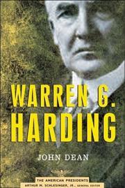 Warren G. Harding PDF