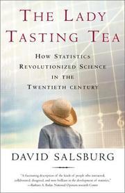 The Lady Tasting Tea PDF