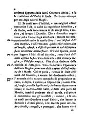 Cover of: Arte magica dileguata by Maffei, Scipione marchese