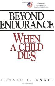 Beyond endurance PDF
