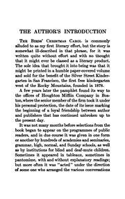 The Birds' Christmas Carol PDF