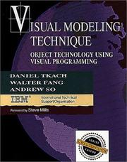 Visual modeling technique PDF