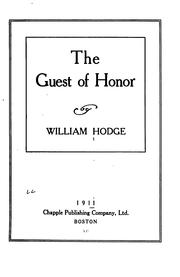 The guest of honor PDF