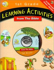 Learning Activities From The Bible PDF