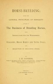 Horse-breeding PDF