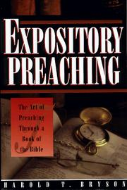 Expository preaching PDF