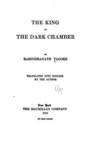 The king of the dark chamber PDF