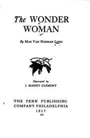 The wonder woman PDF
