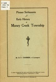 Read the ebook History of Allegheny.