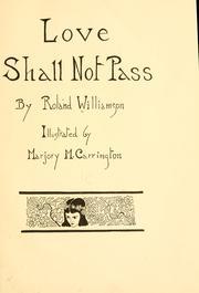 Love shall not pass