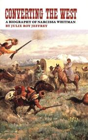 Converting the West by Julie Roy Jeffrey