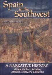 Spain in the Southwest by John L. Kessell