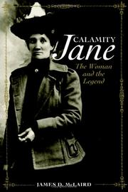Calamity Jane by James D. McLaird