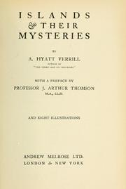 Islands And Their Mysteries PDF
