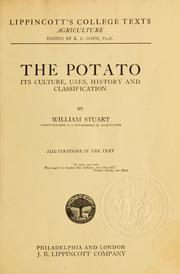 The potato by Stuart, William