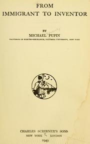 From immigrant to inventor by Pupin, Michael Idvorsky