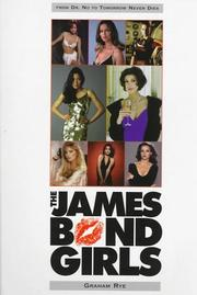 The James Bond girls by Graham Rye
