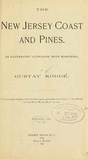 New Jersey coast and pines by Gustav Kobbé