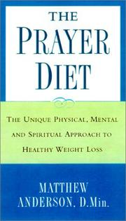 The Prayer Diet PDF