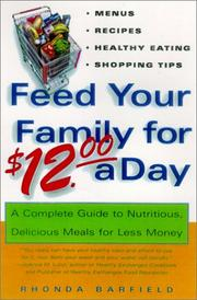 Feed Your Family For $12.00 A Day PDF