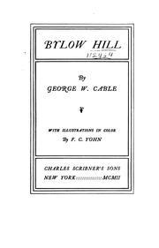 Bylow Hill PDF