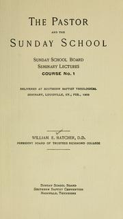 The pastor and the Sunday school PDF