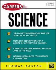 Careers in science PDF