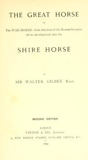The great horse PDF