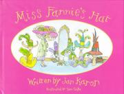 Miss Fannie&#39;s hat by Jan Karon