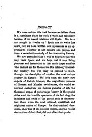 Spain and her people PDF