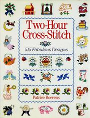 Two-Hour Cross-Stitch by Patrice Boerens