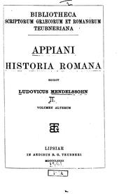 Historia Romana by Appianus of Alexandria.