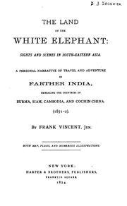 The land of the white elephant PDF