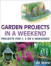 Garden projects in a weekend PDF