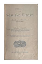 Diseases of the nose and throat PDF