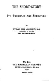 The short-story PDF