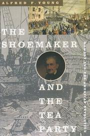 The shoemaker and the tea party by Alfred Fabian Young