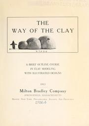 The way of the clay PDF