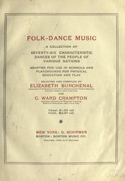Folk-dance music by Elizabeth Burchenal