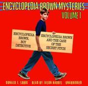 Encyclopedia Brown Mysteries: Volume I