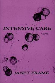 Intensive care by Janet Frame