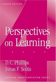 Perspectives on learning PDF