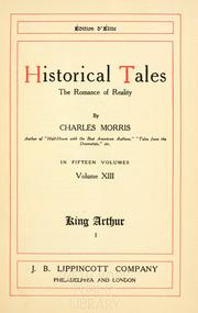 Historical tales, the romance of reality PDF