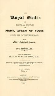 The royal exile PDF
