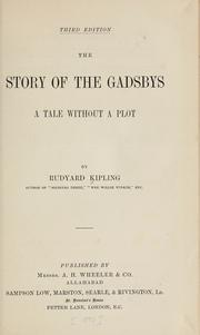 Thestory of the Gadsbys