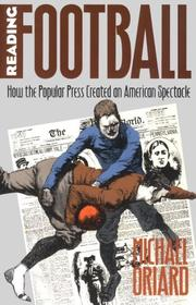 Cover of: Reading Football by Michael Oriard